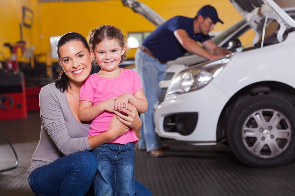Car and truck front end alignments Auto Repair Service
